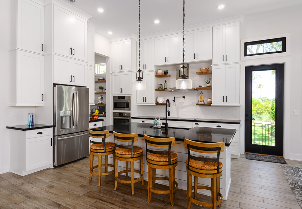 Top Interior Design Trends For New Homes In 2020 Artisan Homes Jacksonville Home Builders