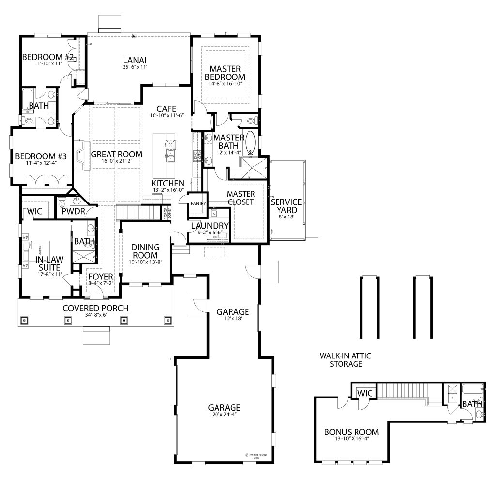 PH 96 FLOOR PLAN